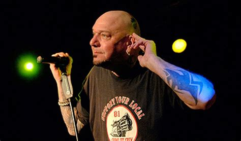 PAUL DI'ANNO To Fan: 'If You Like BRUCE DICKINSON, Go Home