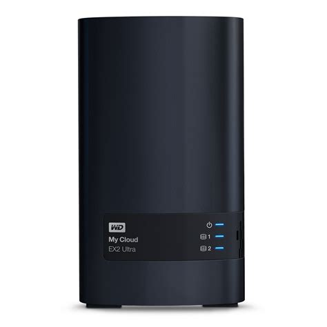 WD My Cloud EX2 Ultra 2-Bay NAS 6TB bei notebooksbilliger