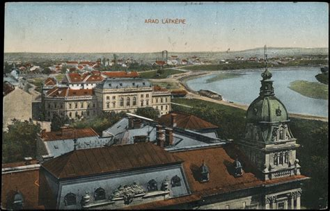 Postcards: Arad - You Have Been Upgraded