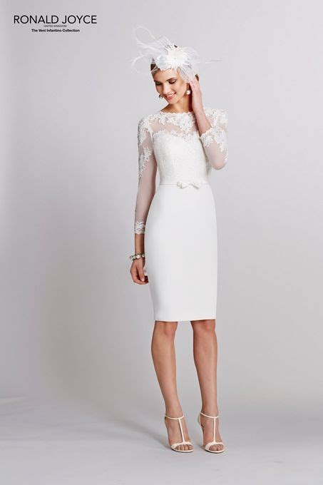 This is the one! Perfect courthouse wedding dress