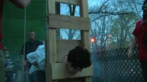 The Guillotine Execution of Michael X