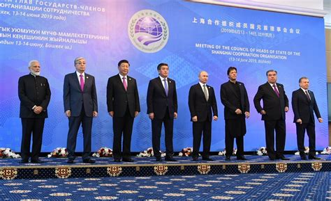 SCO states to accelerate joint efforts for mutual benefit