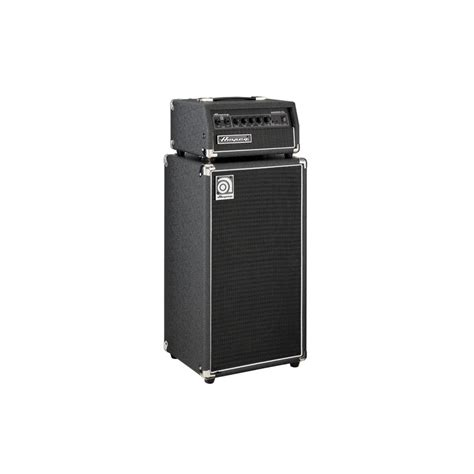 Ampeg MICRO-CL Bass Amp Stack 100-Watt Micro Head with