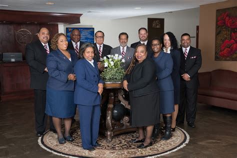 History & Staff | March Funeral Homes - Baltimore, MD