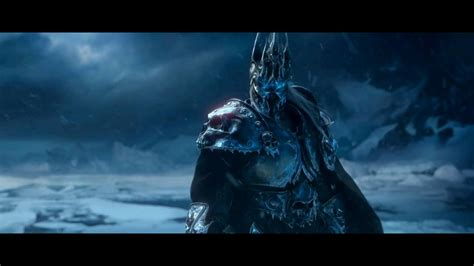 Wrath of the Lich King Cinematic - YouTube