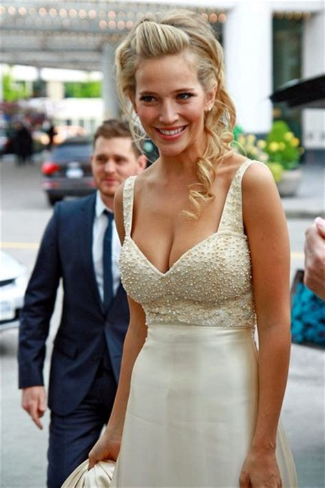 Michael Buble's Vancouver Wedding Images - Frompo