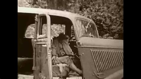 Bonnie and Clyde, death is the wages of sin - YouTube