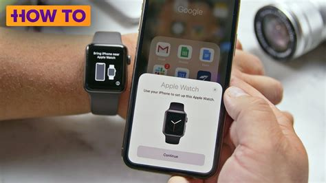 How to pair and unpair an Apple Watch and iPhone - YouTube