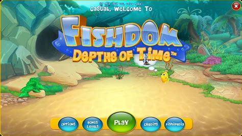 Fishdom 4: Depths of Time Gameplay | HD 720p - YouTube