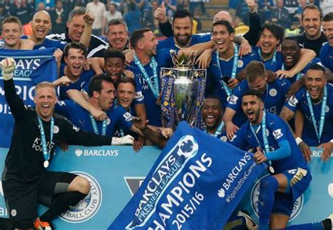 Party ohne Ende: Leicester City tief im Meister-Rausch