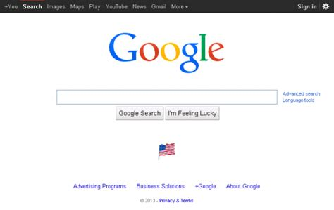 Are Older Versions Of Google Appearing As A Glitch