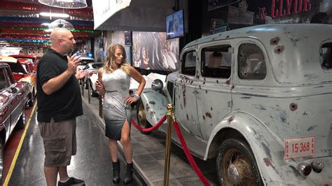 Bonnie and Clyde Car - Volo Auto Museum Series (4K) - YouTube