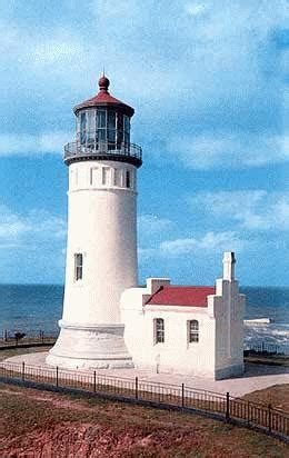Lighthouses on Cape Disappointment - HistoryLink
