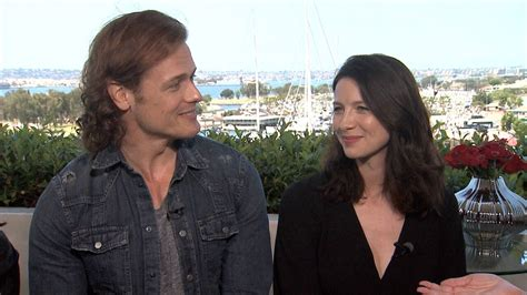 Is Sam Heughan Single? Does Caitriona Balfe Have a Sister