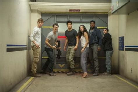 Maze Runner: The Scorch Trials Review - ComingSoon