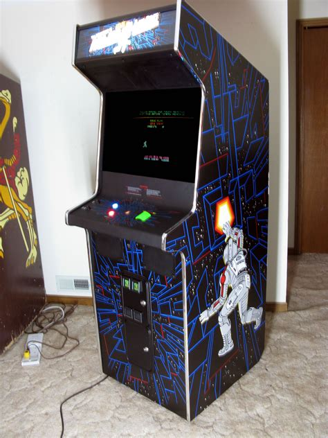 Bill's Classic Arcade Space Duel to Major Havoc Conversion