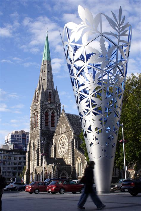 Cathedral Square (Christchurch) – Wikipedia