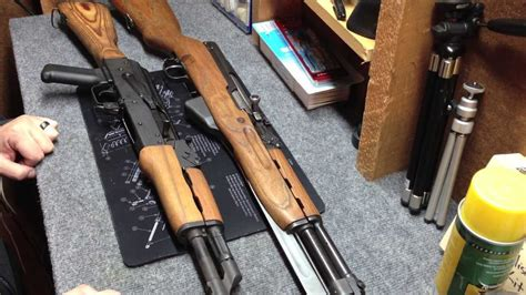 SKS vs AK47 - Which is the best 7