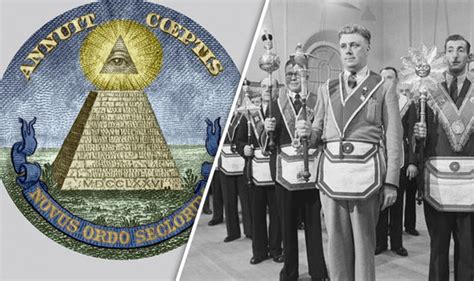 REVEALED: Inside the 5 secret societies that REALLY