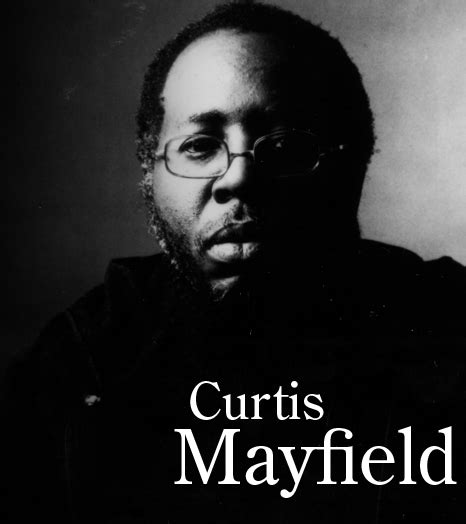 Serendipity SOUL | Monday Open Thread | Curtis Mayfield