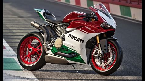 Ducati 1299 Panigale R Final Edition - YouTube