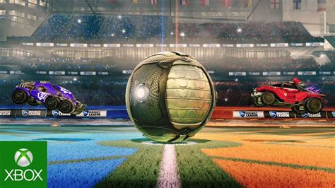 Rocket League agora tem inédito cross-play de PC com Xbox
