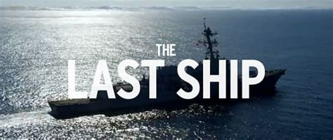 The Last Ship: Trailer zur Pilotepisode der Dramaserie
