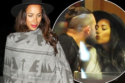 Leona Lewis and hot boyfriend Dennis Jauch are besotted as