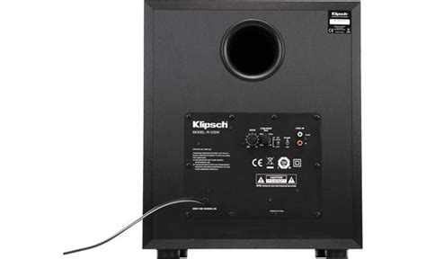 Klipsch Reference R-12SW Powered subwoofer at Crutchfield