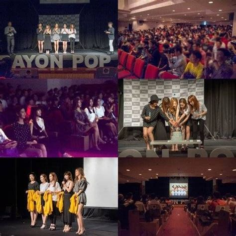 Crayon Pop Goes to Video Screening Event Thrown By Fans to