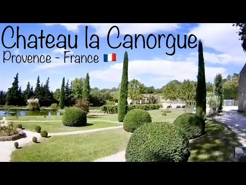 Château La Canorgue a 'A Good Year', even if you're not in