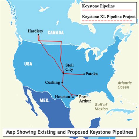 Keystone XL Pipeline Project: Pros, Cons, and Other Facts