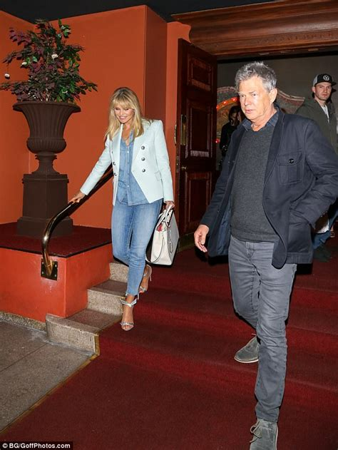 Christie Brinkley enjoys date with David Foster | Daily
