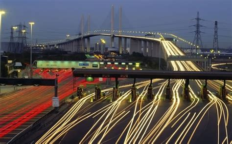 Dartford Crossing payment system changes, barriers removed