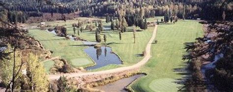 Wells Gray Golf Resort & RV Park In Clearwater BC | Tracks