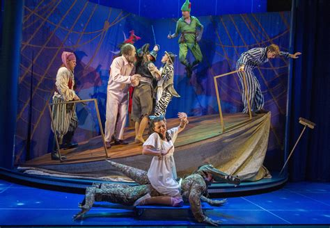 Curve Theatre / Peter Pan Goes Wrong