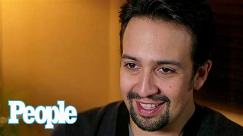 Lin-Manuel Miranda On His Fully Bilingual 2-Year-Old & The