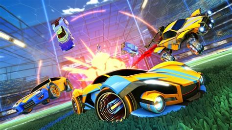 Rocket League Cross-Play Seems Likely on the PS4 - Push Square