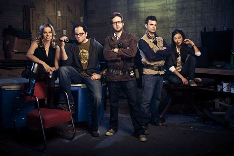 Supernatural's GHOSTFACERS Continuing Their Quest Online