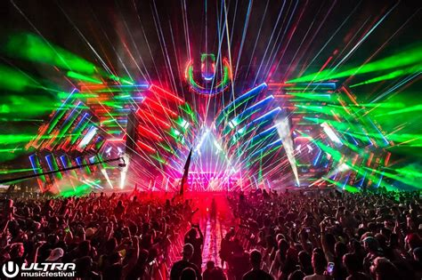 The top 10 most played tracks at Ultra Miami 2016