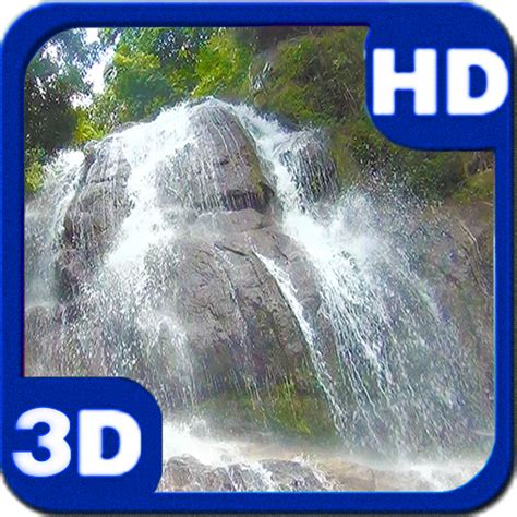 3D Lost Waterfall Free for Android - Free download and