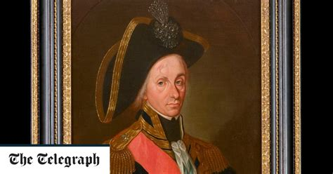 Discovery of 'lost' painting reveals Admiral Lord Nelson's