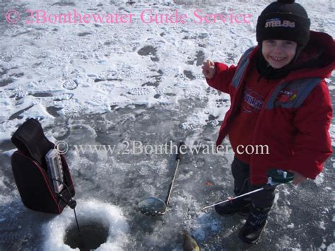 2Bonthewater Guide Service - Reports December 22, 2010