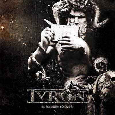 TYRON - Rebels Shall Conquer | Review bei Stormbringer