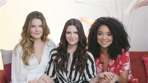 EXCLUSIVE: 'The Bold Type' Cast Spills Season 1 Finale