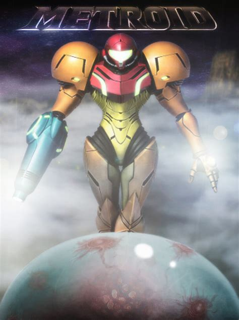 41 Of The Best Metroid Fan Art Creations We Could Find Online