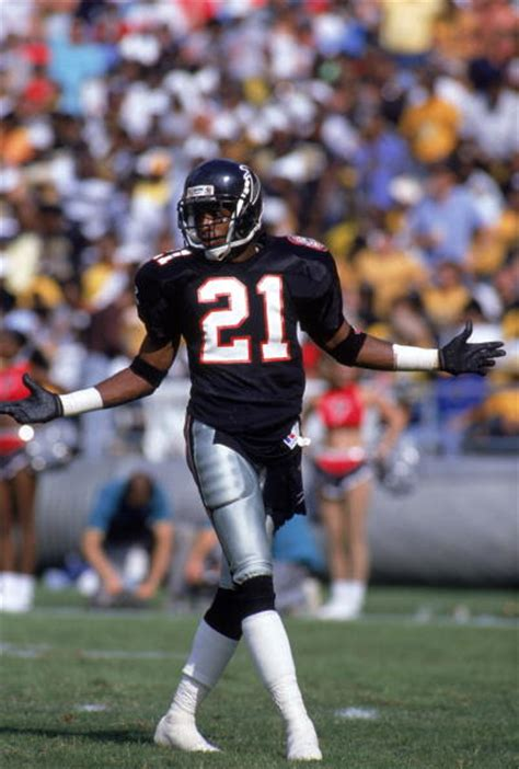 "#ThrowbackThursday: Deion Sanders ""Primetime""; One of a"