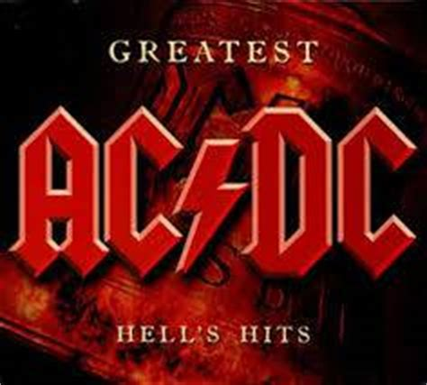 AC-DC Greatest - Hell's Hits (Compilation)- Spirit of