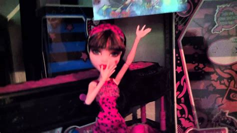 monster high puppen collection video - YouTube