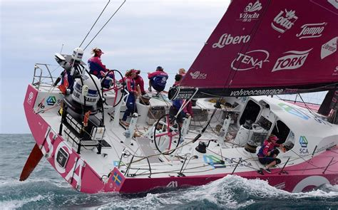 All-female sailing team could be a game changer in round